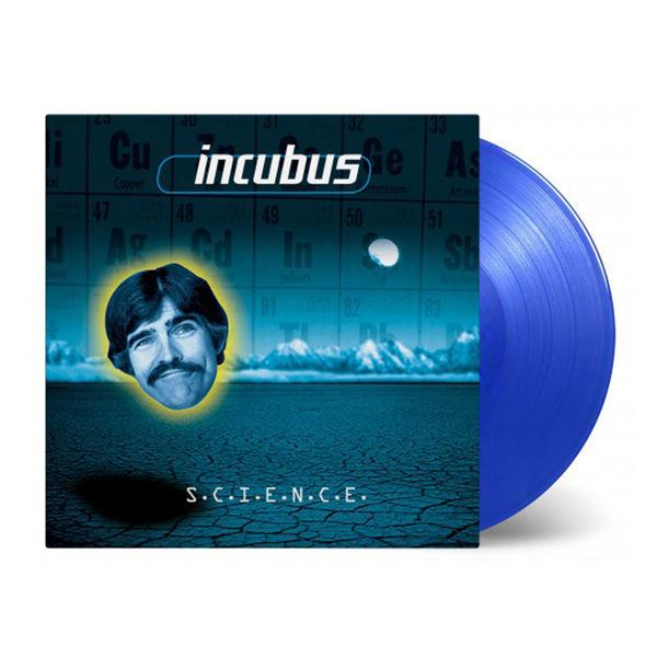 Incubus: S.C.I.E.N.C.E. Limited Edition Transparent Blue Vinyl