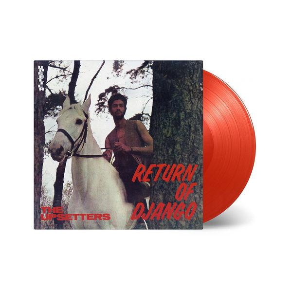 The Upsetters: Return of Django: Limited Edition Orange Vinyl