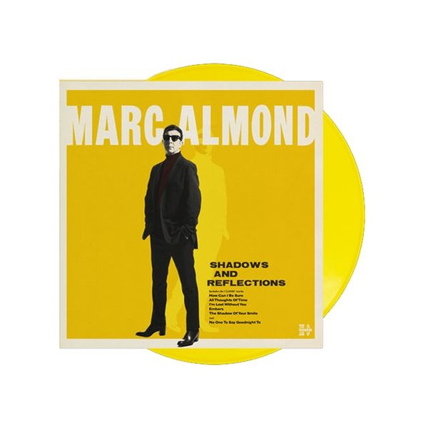 Marc Almond: Shadows and Reflections: Deluxe Yellow Vinyl