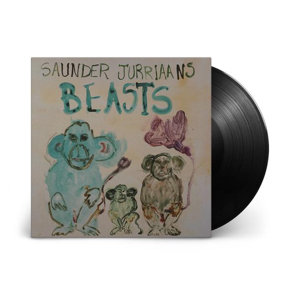 Saunder Jurriaans: Beasts