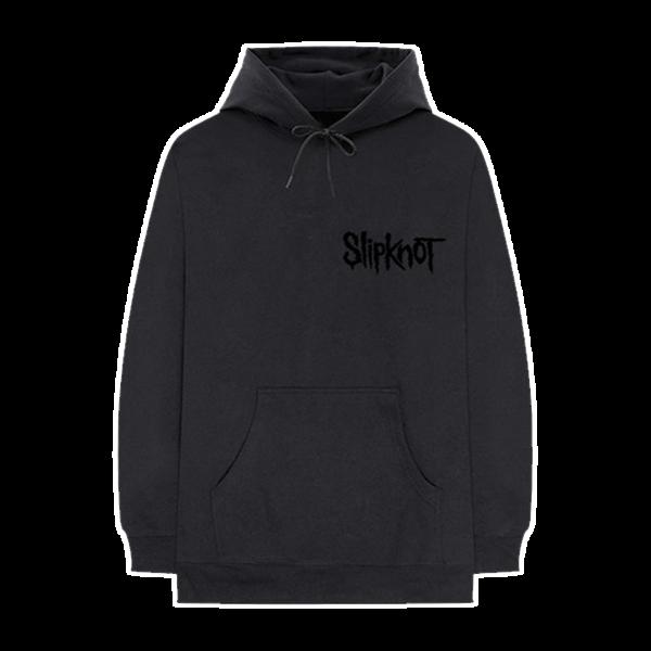 Slipknot: TONAL LOGO HOODIE