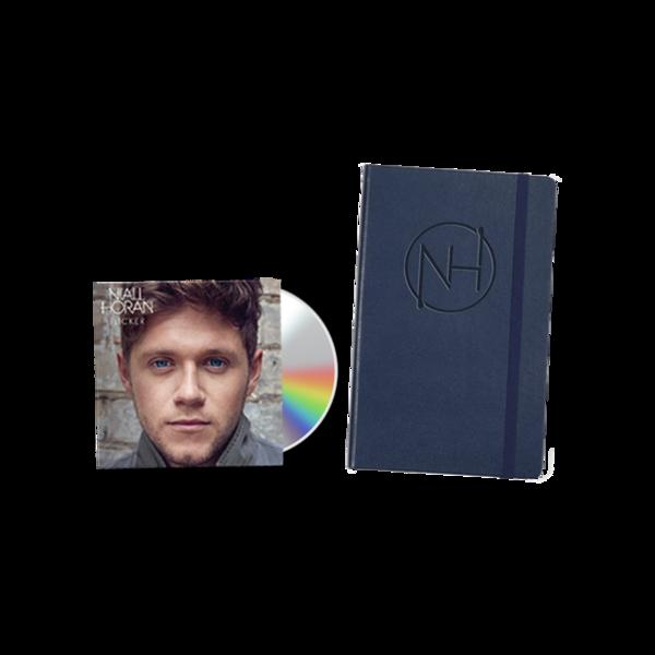 Niall Horan: Deluxe CD, Journal & 3 IG Tracks