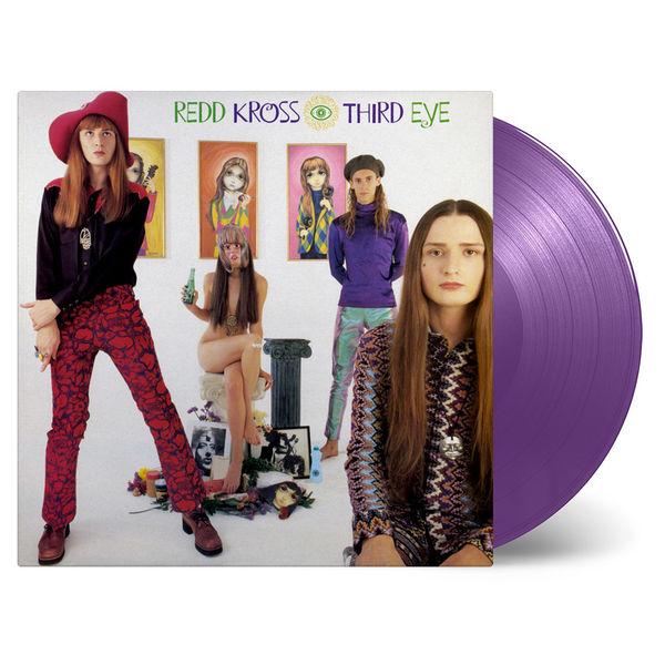 Redd Kross: Third Eye: Purple Numbered Vinyl - Limited Edition