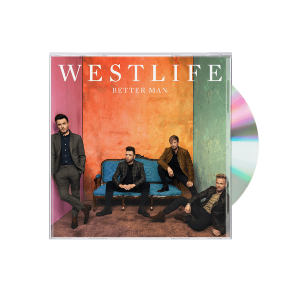 Westlife: Better Man