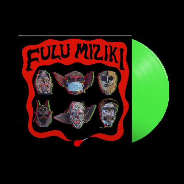 Fulu Miziki : Ngbaka: Limited Edition Fluorescent Green Vinyl