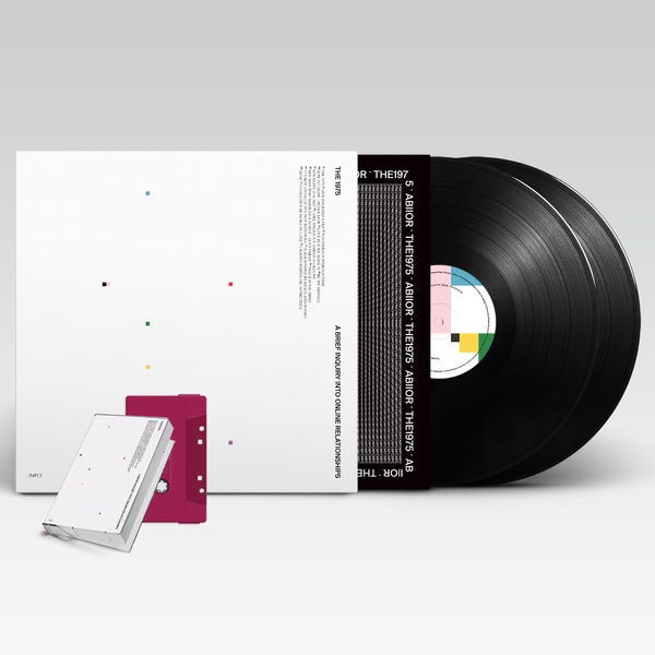 The 1975: A Brief Inquiry Into Online Relationships Exclusive Purple Cassette + Vinyl Bundle
