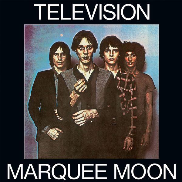 Television: Marquee Moon (Deluxe Audio): Blue Vinyl