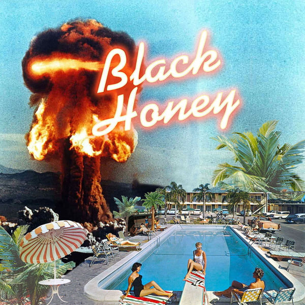 Black Honey: Somebody Better: Orange Vinyl