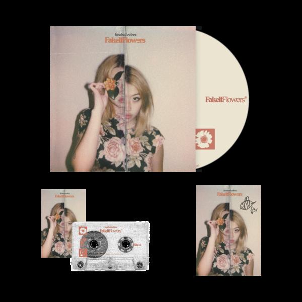 Beabadoobee: Fake It Flowers CD Bundle (Signed)