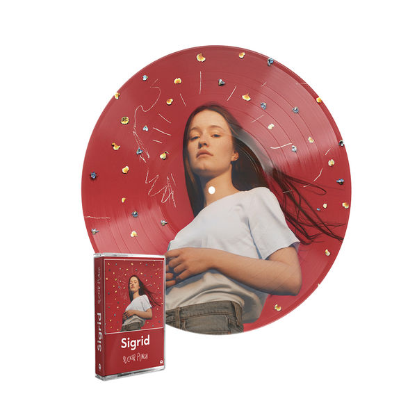 Sigrid: Sucker Punch Album Picture Disc (Vinyl) & Cassette Bundle