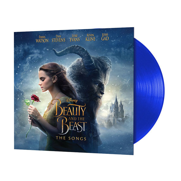 Various Artists: Beauty And The Beast Original Soundtrack: Blue Vinyl