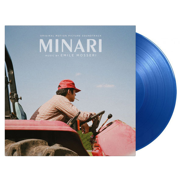 Original Soundtrack: Minari: Limited Edition Translucent Blue Vinyl