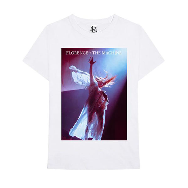 Florence + The Machine: High As Hope Athens T-shirt - M
