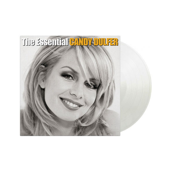 Candy Dulfer: The Essential Candy Dulfer: Limited Edition Crystal Clear Vinyl