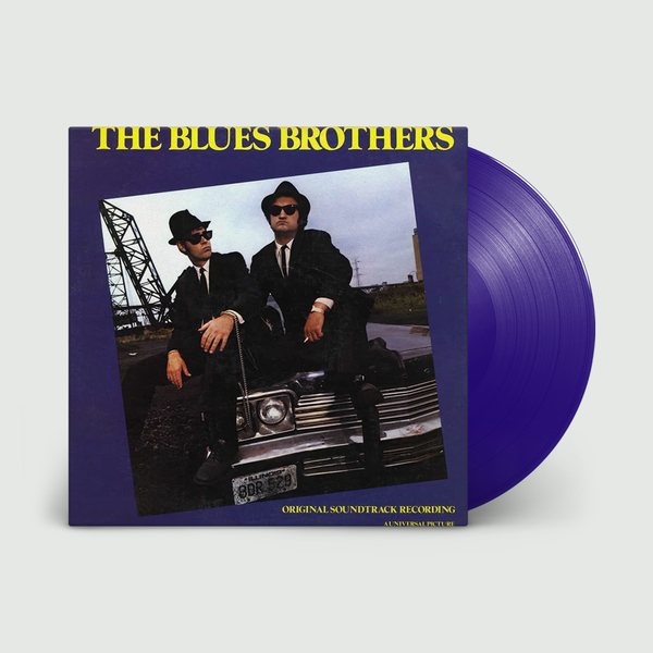 Original Soundtrack: The Blues Brothers: Limited Edition Transparent Blue Vinyl