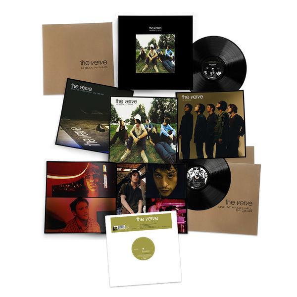 The Verve: Urban Hymns Super Deluxe Vinyl + Exclusive 12