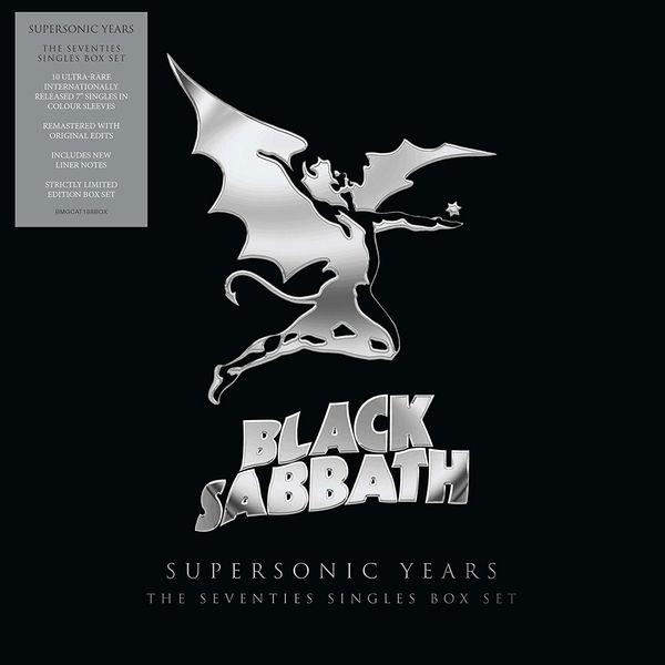 Black Sabbath: Supersonic Years: The Seventies Singles Box Set