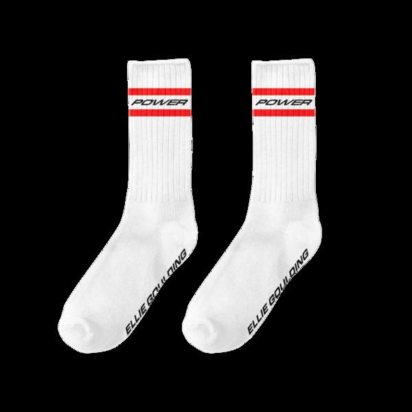 Ellie Goulding: Power Socks