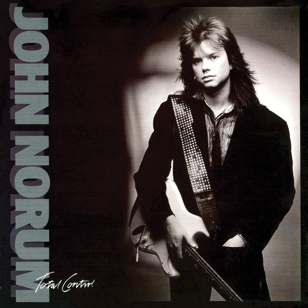 John Norum: Total Control: Limited Edition 180gm Silver Marble Vinyl [numbered /1500]