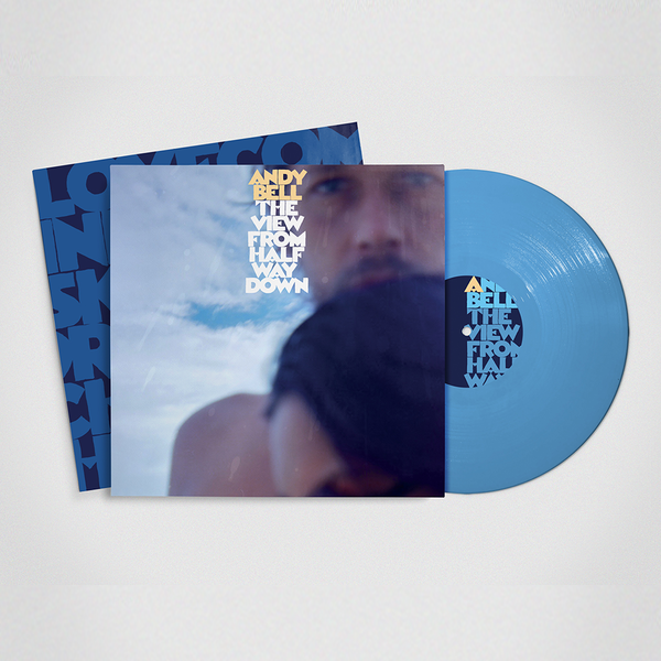 Andy Bell: The View From Halfway Down: Blue Vinyl
