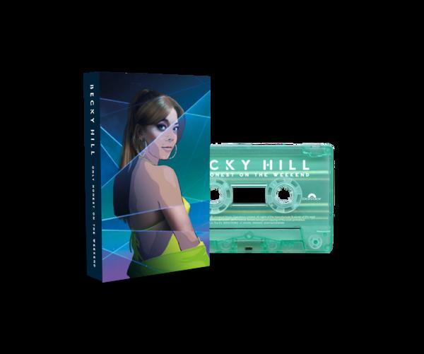 Becky Hill: Only Honest On The Weekend Cassette 1