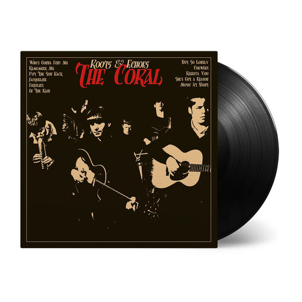 The Coral: Roots & Echoes: Vinyl Edition