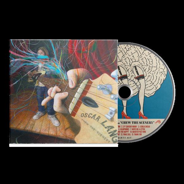 Oscar Lang: Chew The Scenery CD