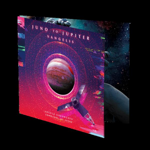 Vangelis: Juno to Jupiter CD