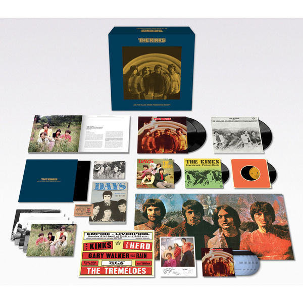 The Kinks: The Kinks Are The Village Green Preservation Society: Super Deluxe Box Set