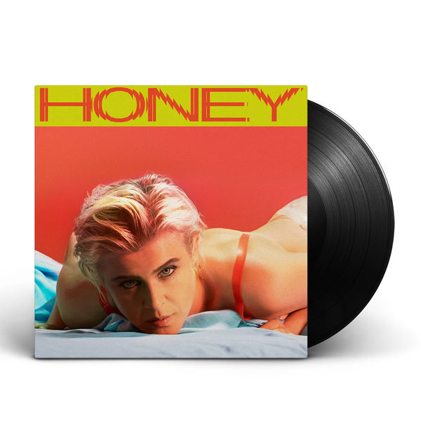 Robyn: Honey: Standard LP