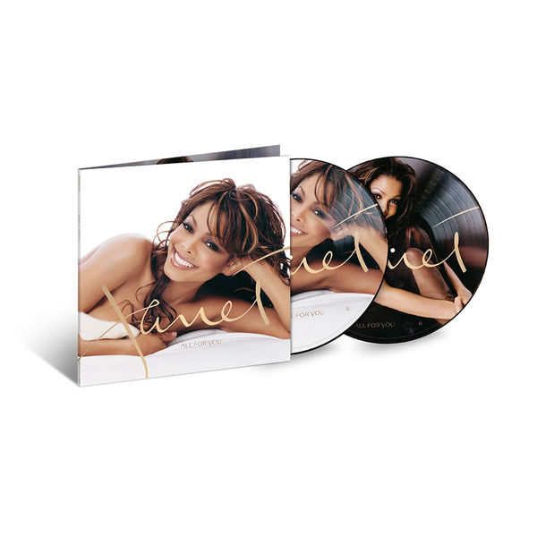 Janet Jackson: All For You: Exclusive Picture Disc