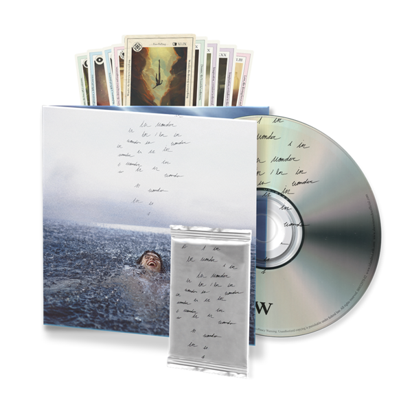 Shawn Mendes: WONDER DELUXE PACKAGE CD W/ LIMITED COLLECTIBLE CARDS PACK II