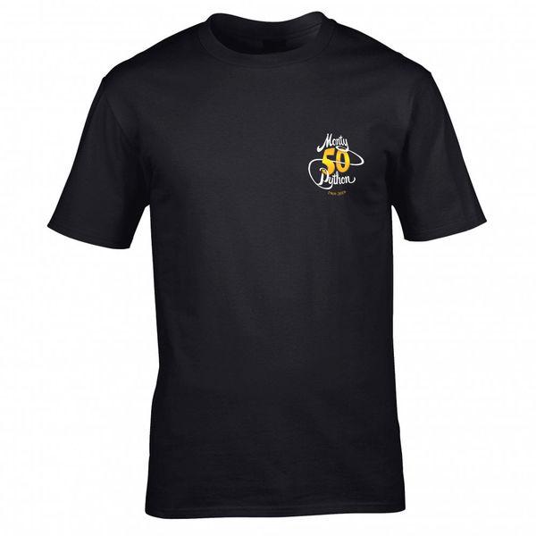 Monty Python: Monty Python 50th Anniversary Logo T-Shirt