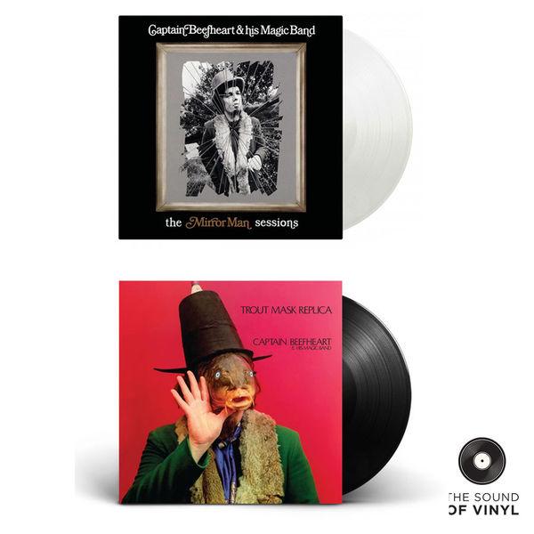 Captain Beefheart: The Sound Of... Captain Beefheart: Deluxe Vinyl Exclusive Bundle