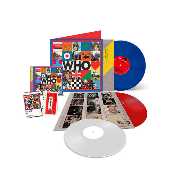 The Who: WHO Completist's Set