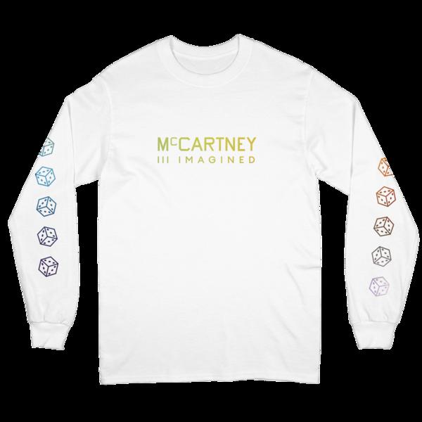 Paul McCartney: McCartney III Imagined White Longsleeve