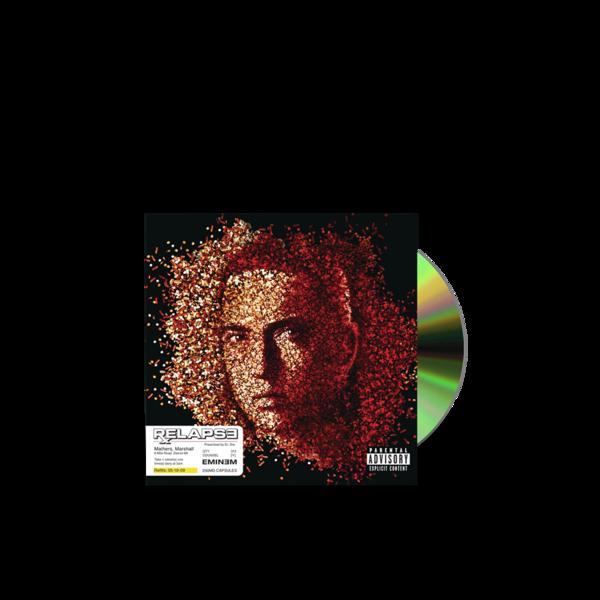 Eminem: Relapse CD