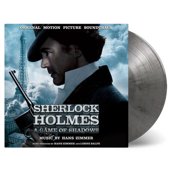 Original Soundtrack: Sherlock Holmes - A Game of Shadows: Limited Edition Double Smokey Vinyl