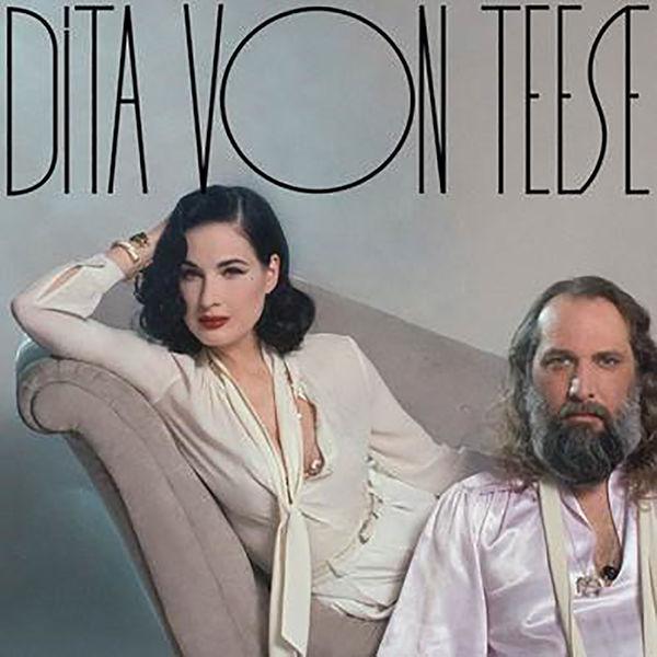 Dita Von Teese: Dita Von Teese Pink Coloured Vinyl