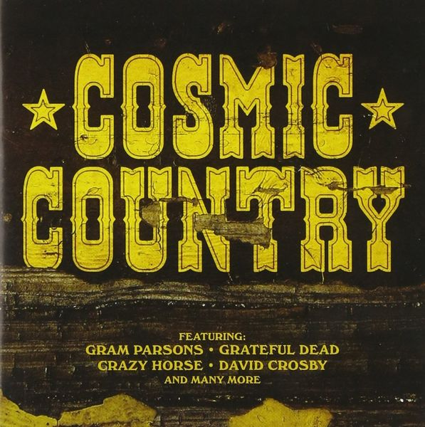 Various Artists: Cosmic Country
