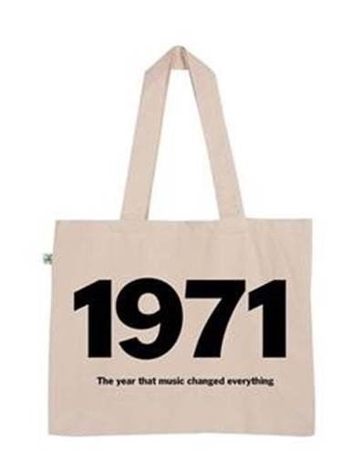 Island: 1971: Tote Bag