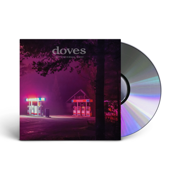 Doves: The Universal Want: CD
