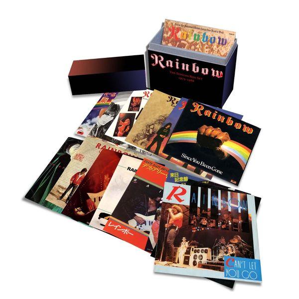 Rainbow: The Singles Box Set 1975-1986