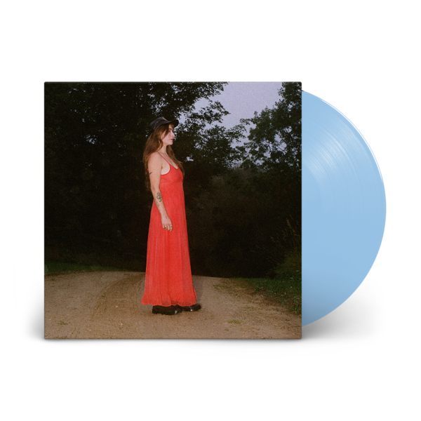 BRIA: Cuntry Covers Vol. 1: Limited Edition Baby Blue Vinyl LP
