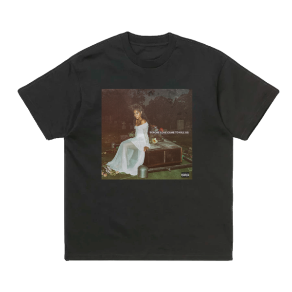 Jessie Reyez: BEFORE LOVE CAME TO KILL US T-SHIRT