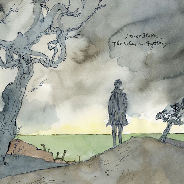 James Blake: The Colour In Anything LP