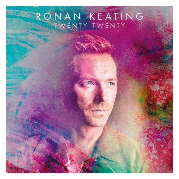 Ronan Keating: SIGNED Twenty Twenty Litho