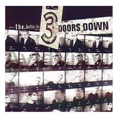 3 Doors Down: The Better Life: 2CD