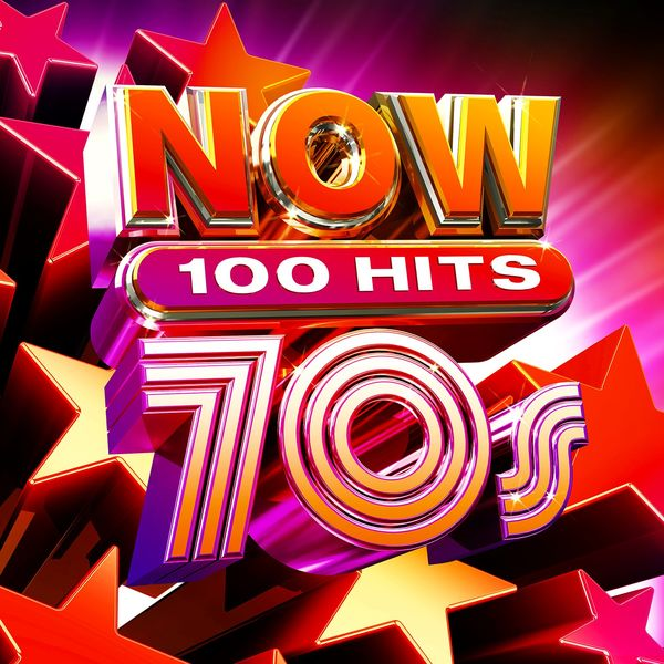 Various Artists: NOW 100 Hits 70s – 5CD