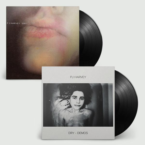 PJ Harvey: Dry + Dry - Demos: Album Bundle